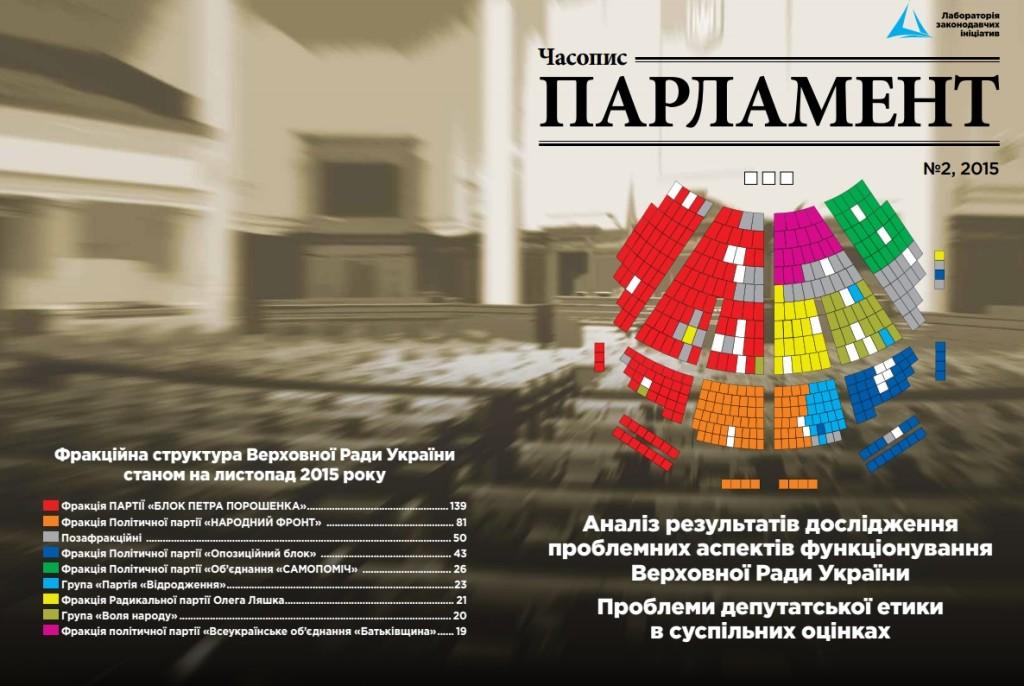 Часопис Парламент