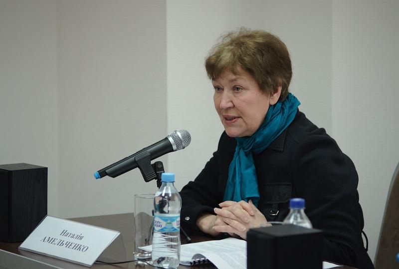Наталя Амельченко
